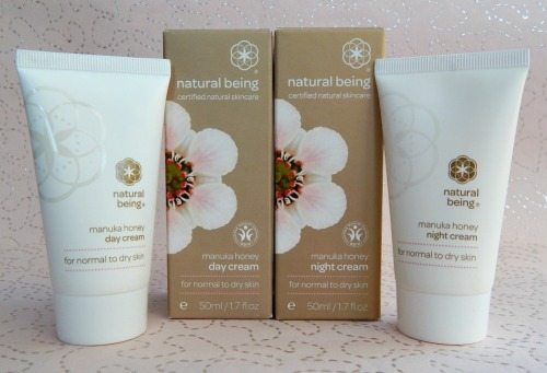 MyPure Choice – Natural Being Manuka Honey Rich Day and Night Cream