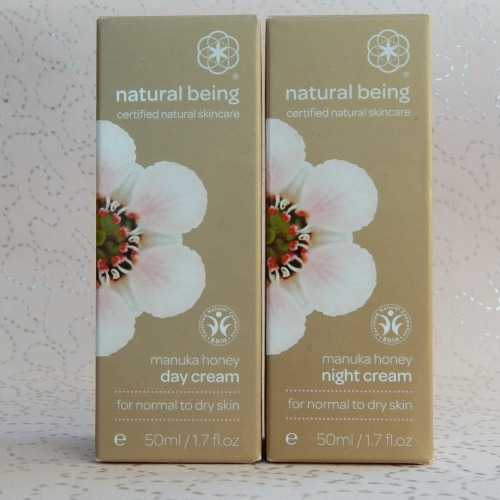 MyPure Choice Natural Being Manuka Honey Rich Day and Night Cream