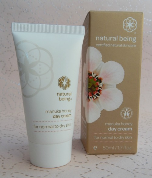Natural Being Manuka Honey Rich Day Cream