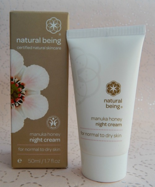Natural Being Manuka Honey Rich Night Cream