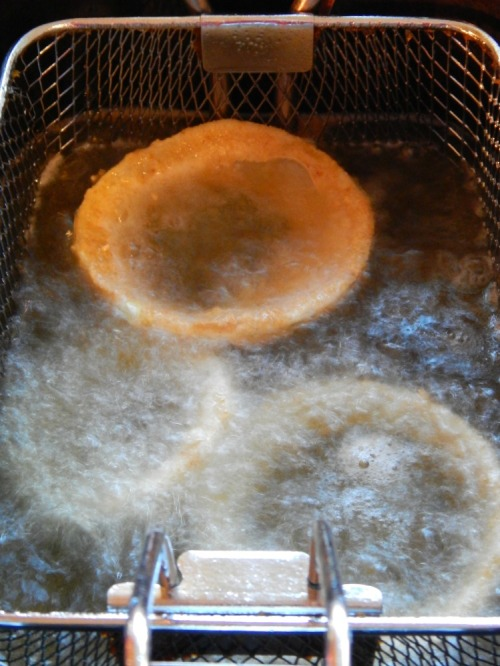 The wonders of the onion ring - time to get golden