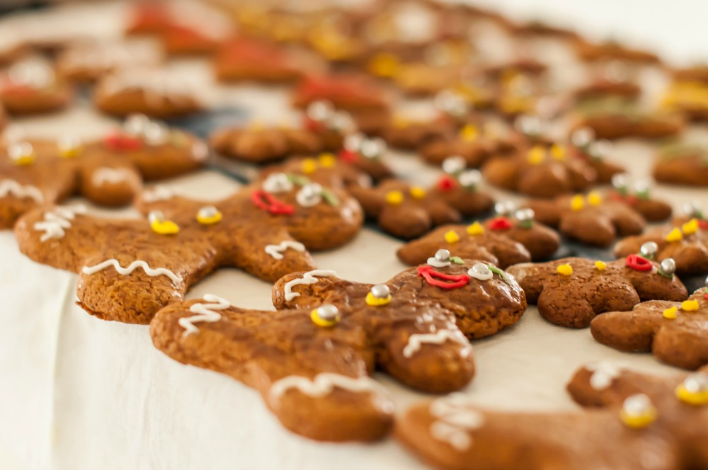 whats cooking christmas gingerbread man cookie - Christmas Gingerbread Man