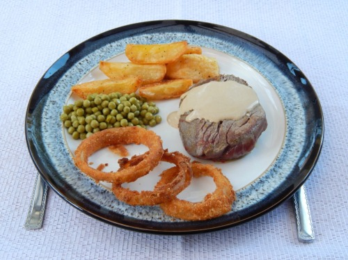 What's Cooking -- The Perfect Steak à la Marco Pierre White