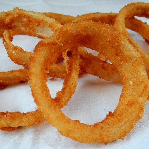 What's Cooking - Onion Rings