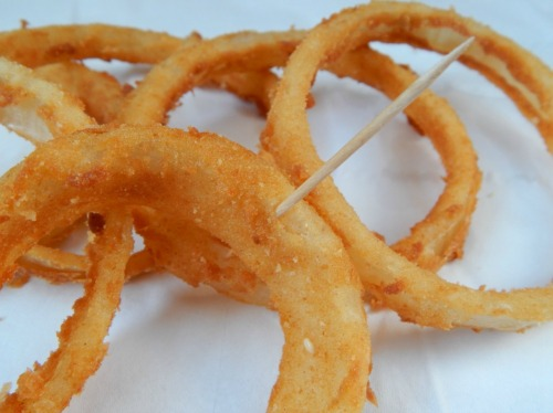 What's Cooking - Onion Rings.