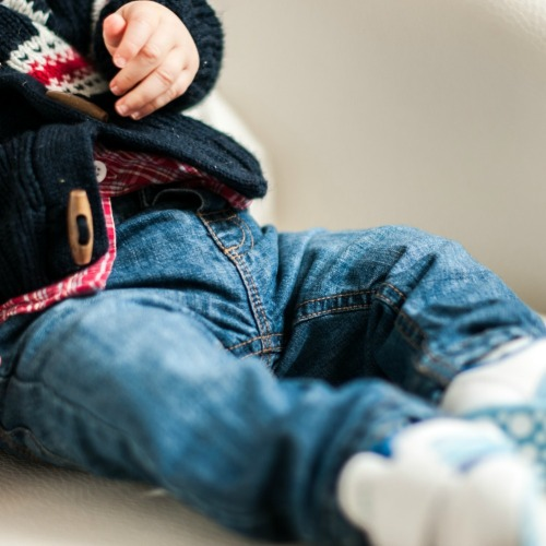 6. Baby #ootd – Slightly Bigger Little Men
