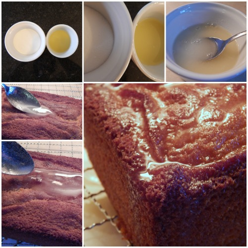 6. Quick and Easy Lemon Drizzle Cake