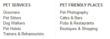PetsPyjamas and Pet Services