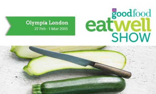 Giveaway – BBC Good Food Eat Well Show Tickets