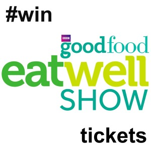 #win BBC Good Food Eat Well Show Tickets